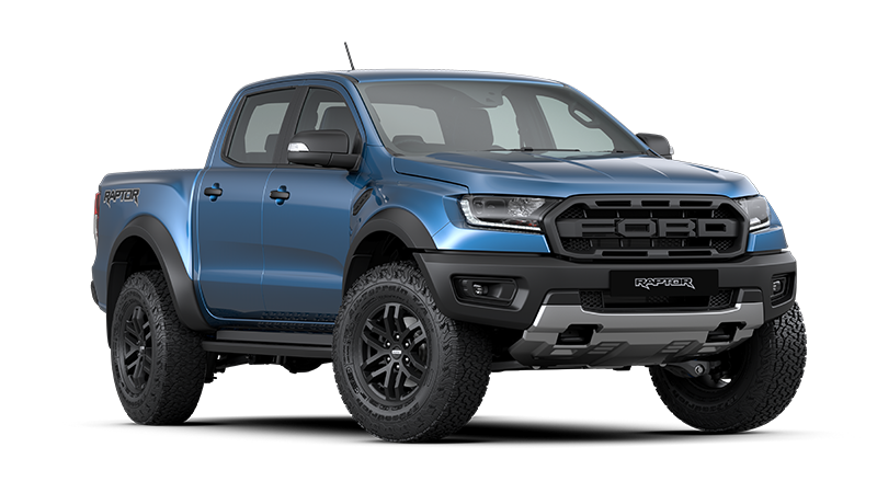RAPTOR 4x4 2000 FordPerformanceBlue RHD